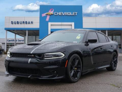 2019 Dodge Charger for sale at Suburban Chevrolet of Ann Arbor in Ann Arbor MI