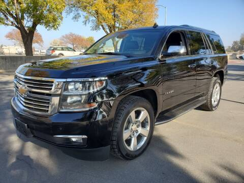 2015 Chevrolet Tahoe for sale at Matador Motors in Sacramento CA