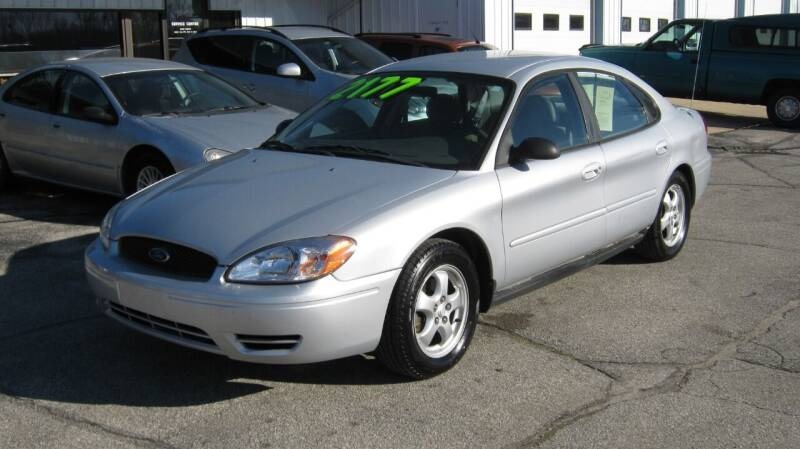 2004 Ford Taurus for sale at Affordable Automotive Center in Frankfort IN