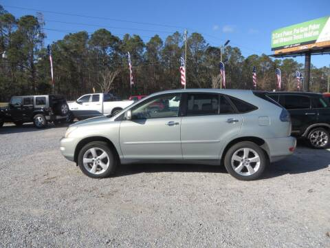 2008 Lexus RX 350 for sale at Ward's Motorsports in Pensacola FL