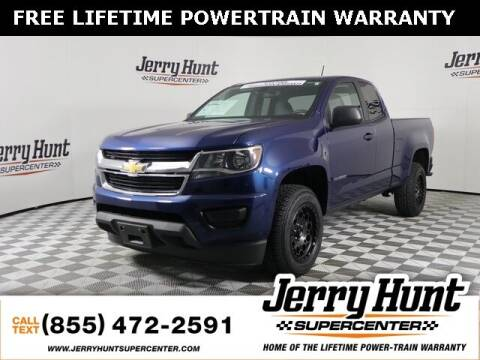 2019 Chevrolet Colorado for sale at Jerry Hunt Supercenter in Lexington NC