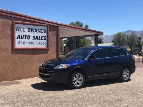 2011 Mazda CX-9 for sale at All Brands Auto Sales in Tucson AZ