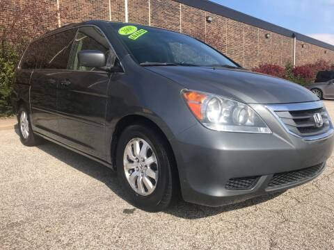 2008 Honda Odyssey for sale at Classic Motor Group in Cleveland OH