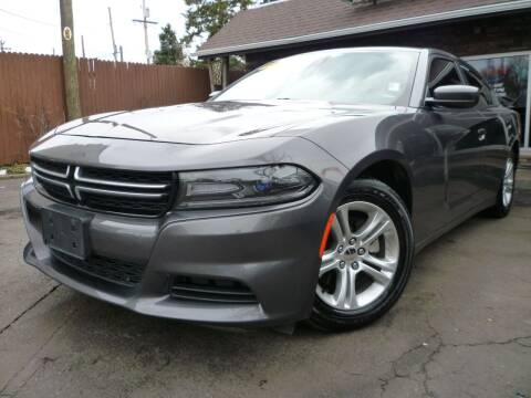2015 Dodge Charger for sale at Sindibad Auto Sale, LLC in Englewood CO