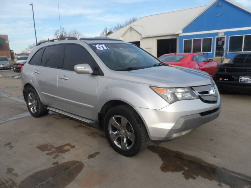 2007 Acura MDX for sale at America Auto Inc in South Sioux City NE