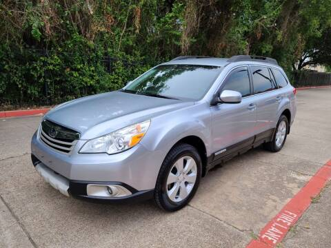 2012 Subaru Outback for sale at DFW Autohaus in Dallas TX