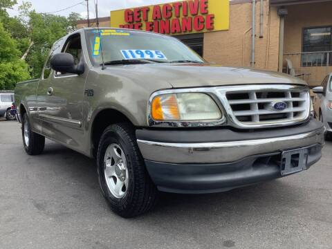 2003 Ford F-150 for sale at Active Auto Sales Inc in Philadelphia PA