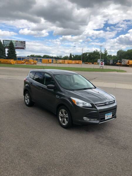 2016 Ford Escape for sale at Prime Auto Sales in Rogers MN