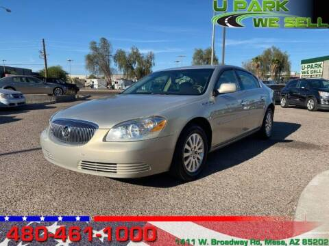 2008 Buick Lucerne for sale at UPARK WE SELL AZ in Mesa AZ