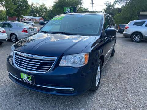 2012 Chrysler Town and Country for sale at BK2 Auto Sales in Beloit WI
