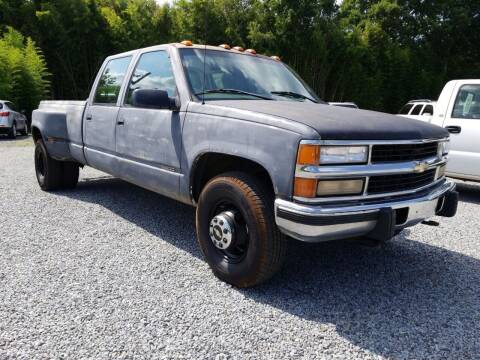 1998 Chevrolet C/K 3500 Series for sale at TR MOTORS in Gastonia NC