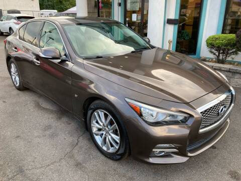 2014 Infiniti Q50 for sale at Autopike in Levittown PA