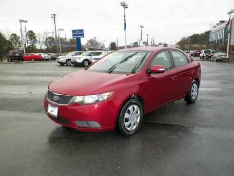 2010 Kia Forte for sale at Paniagua Auto Mall in Dalton GA