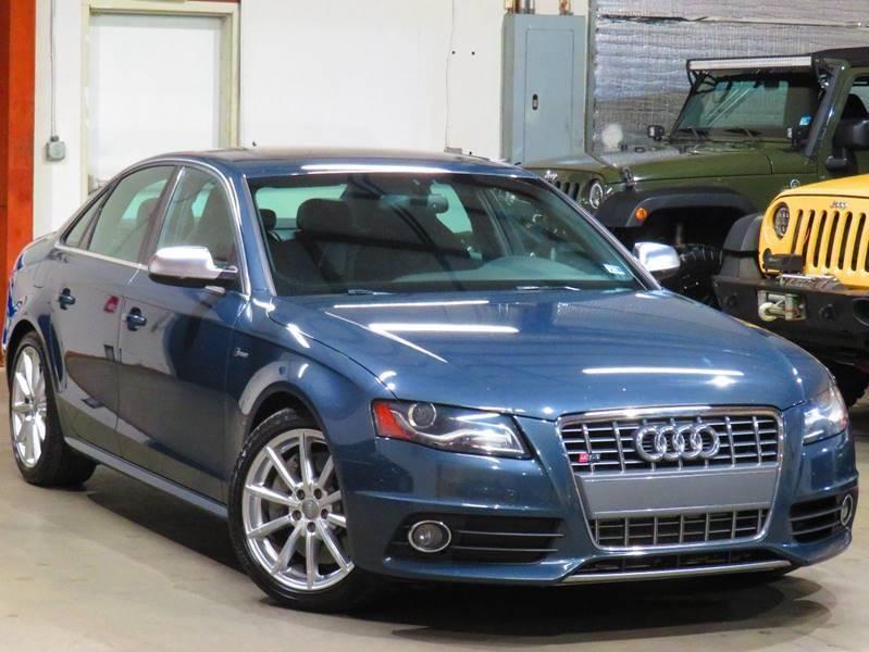 2011 Audi S4 for sale at CarPlex in Manassas VA