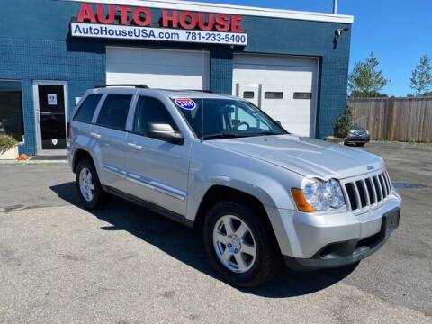 2010 Jeep Grand Cherokee for sale at Saugus Auto Mall in Saugus MA
