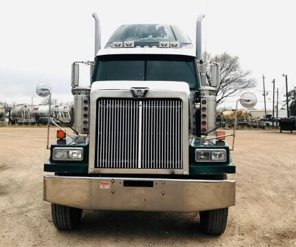 2000 Western Star 4900E for sale at JAG TRUCK SALES in Houston TX