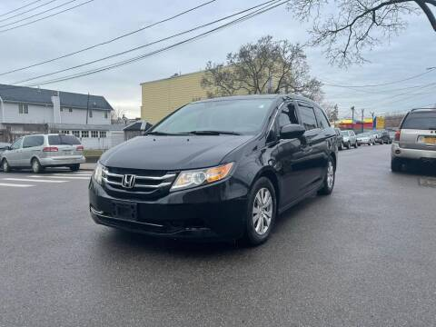 2014 Honda Odyssey for sale at Kapos Auto, Inc. in Ridgewood, Queens NY