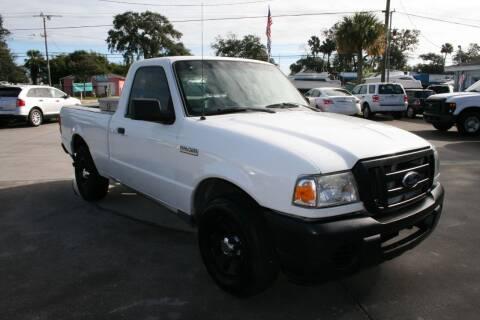 2011 Ford Ranger for sale at Mike's Trucks & Cars in Port Orange FL