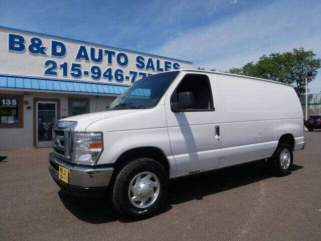 2011 Ford E-Series Cargo for sale at B & D Auto Sales Inc. in Fairless Hills PA