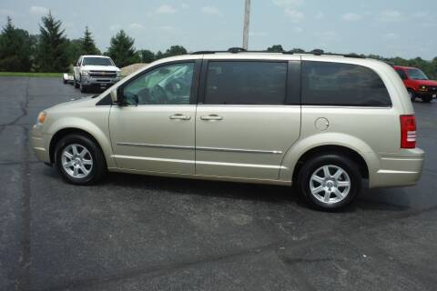 2010 Chrysler Town and Country for sale at Bryan Auto Depot in Bryan OH