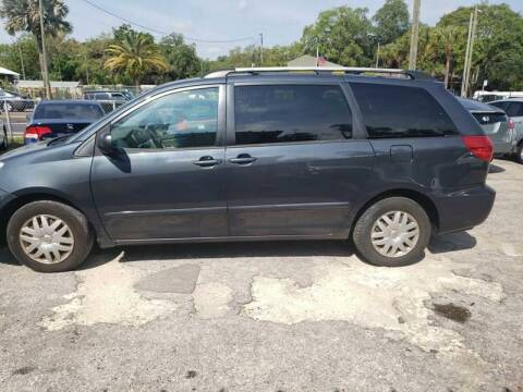 2008 Toyota Sienna for sale at 4 Guys Auto in Tampa FL