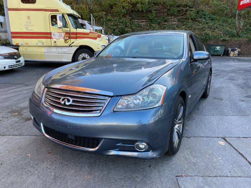 2008 Infiniti M35 for sale at Exotic Automotive Group in Jersey City NJ
