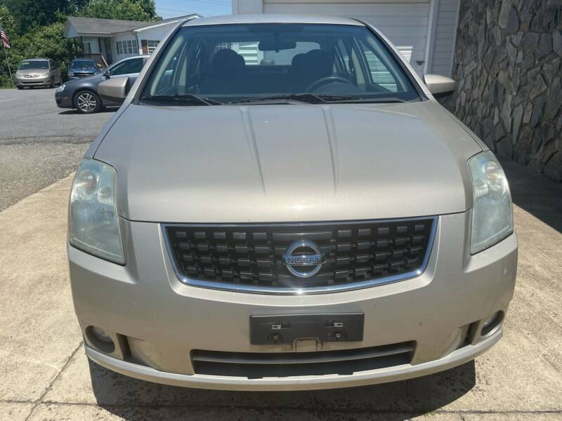 2009 Nissan Sentra for sale at Jack Hedrick Auto Sales Inc in Madison NC