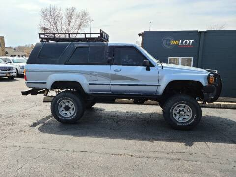 1989 Toyota 4Runner for sale at THE LOT in Sioux Falls SD