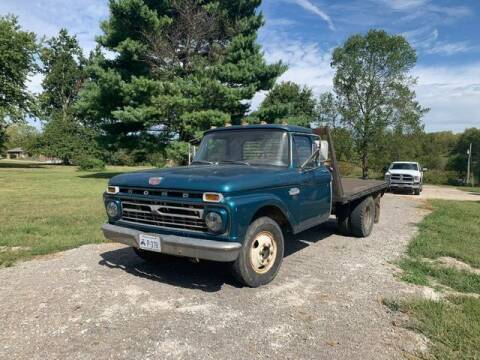1966 Ford F-350 Super Duty for sale at Classic Car Deals in Cadillac MI