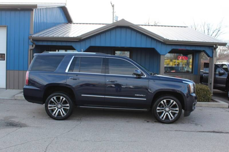 2018 GMC Yukon for sale at Fred Allen Auto Center in Winamac IN
