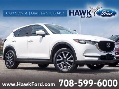 2018 Mazda CX-5 for sale at Hawk Ford of Oak Lawn in Oak Lawn IL