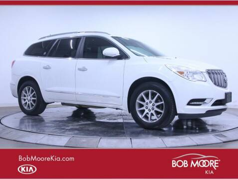 2016 Buick Enclave for sale at Bob Moore Kia in Oklahoma City OK
