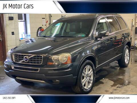 2010 Volvo XC90 for sale at JK Motor Cars in Pittsburgh PA