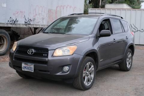 2010 Toyota RAV4 for sale at Sports Plus Motor Group LLC in Sunnyvale CA