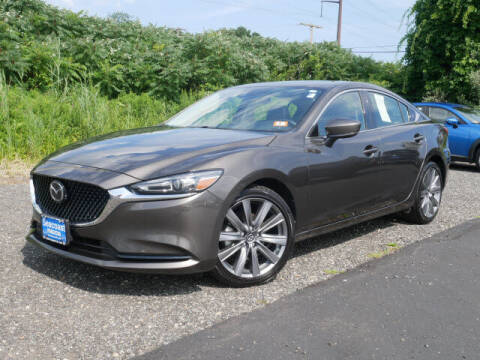 2018 Mazda MAZDA6 for sale at The Yes Guys in Portsmouth NH