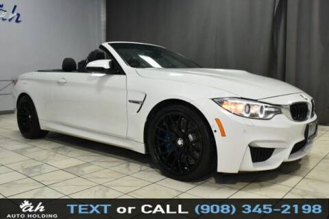 2015 BMW M4 for sale at AUTO HOLDING in Hillside NJ