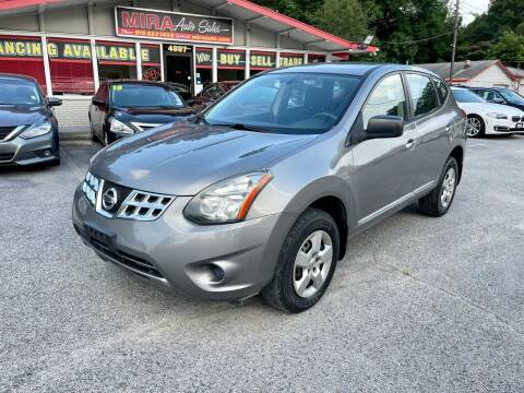 2014 Nissan Rogue Select for sale at Mira Auto Sales in Raleigh NC