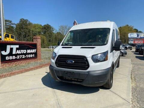 2017 Ford Transit Passenger for sale at J T Auto Group in Sanford NC