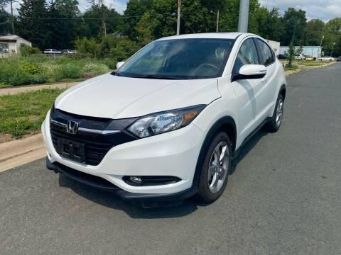 2017 Honda HR-V for sale at ONG Auto in Farmington MN
