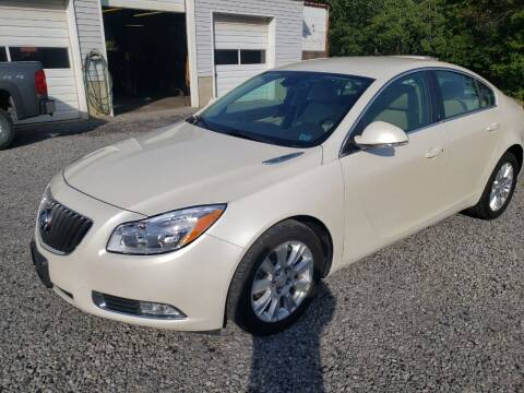 2013 Buick Regal for sale at Dick Auto Sales Service in Seneca PA