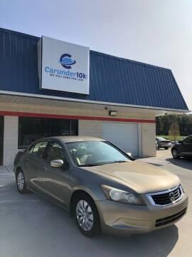 2009 Honda Accord for sale at CarUnder10k in Dayton TN