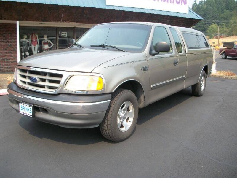 2003 Ford F-150 for sale at Brinks Car Sales in Chehalis WA