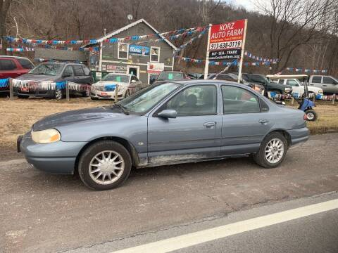 1999 Ford Contour for sale at Korz Auto Farm in Kansas City KS