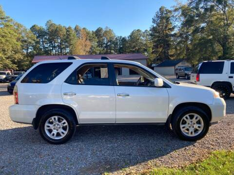 2004 Acura MDX for sale at Joye & Company INC, in Augusta GA