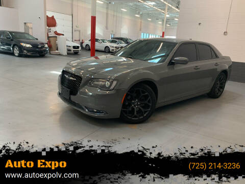 2019 Chrysler 300 for sale at Auto Expo in Las Vegas NV
