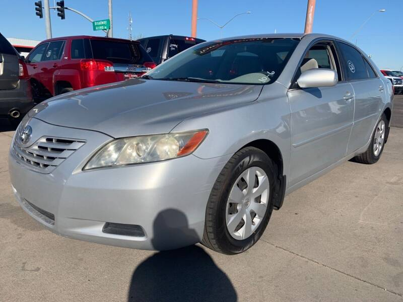 2007 Toyota Camry for sale at Town and Country Motors in Mesa AZ