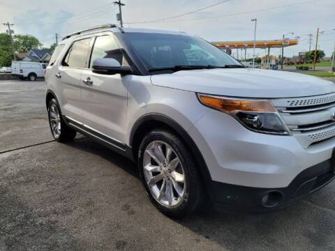 2012 Ford Explorer for sale at Dixie Automart LLC in Hamilton OH
