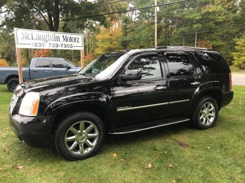 2011 GMC Yukon for sale at McLaughlin Motorz in North Muskegon MI