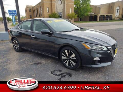 2019 Nissan Altima for sale at Lewis Chevrolet Buick of Liberal in Liberal KS