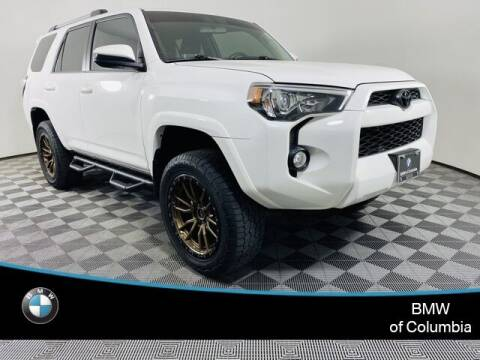 2019 Toyota 4Runner for sale at Preowned of Columbia in Columbia MO